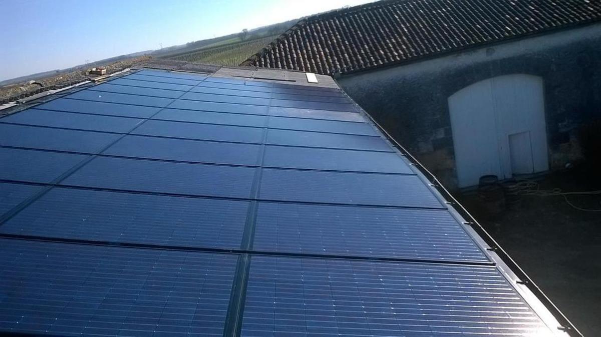 Installation panneaux solaires Idéal'Energie