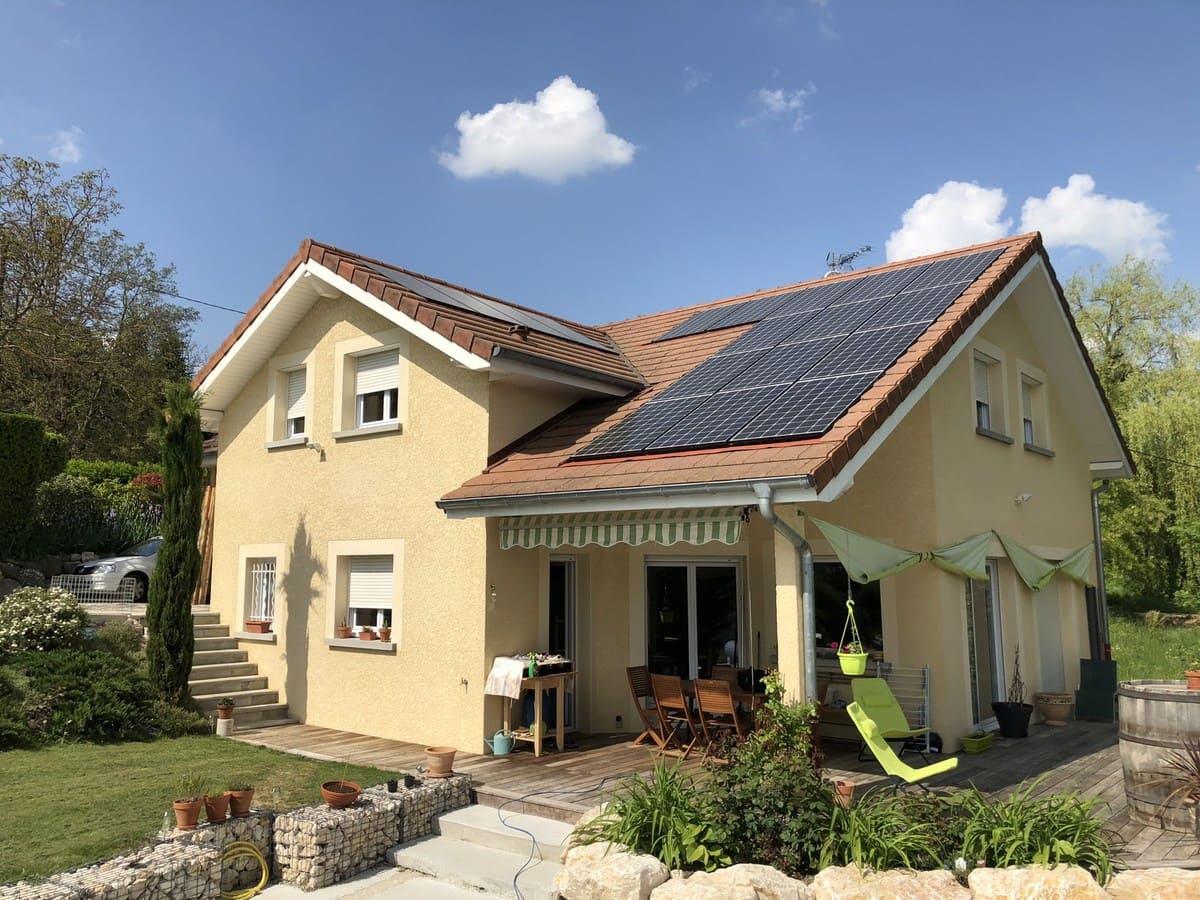 Installation panneaux solaires Lumensol