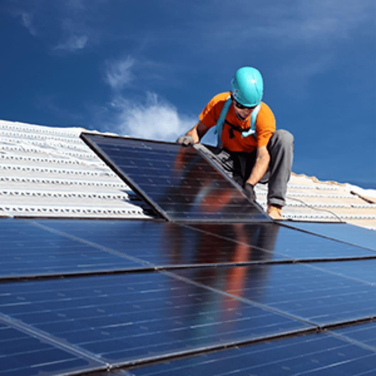 Installation panneaux solaires Photovolt