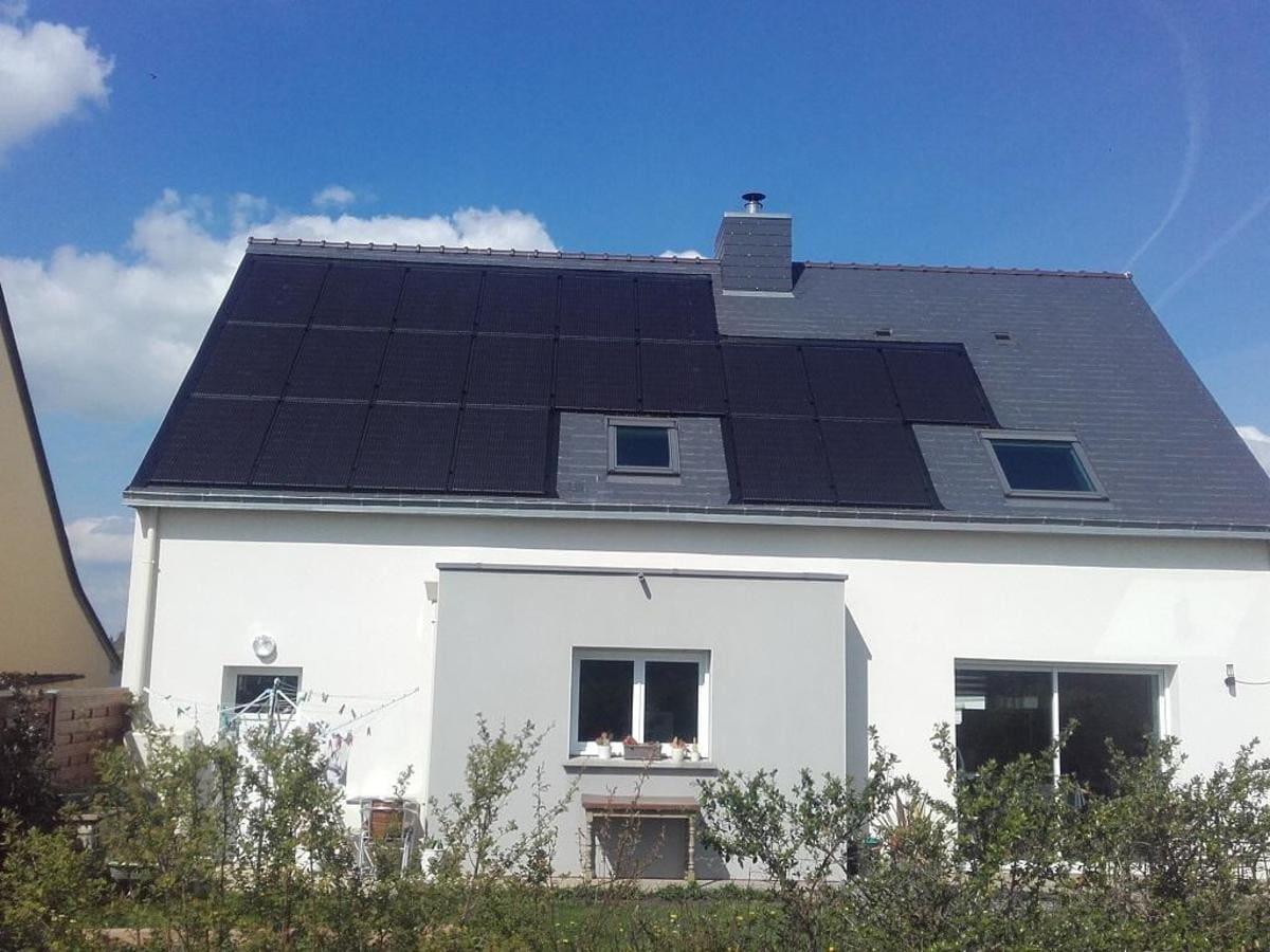 Installation photovoltaïque Dlair