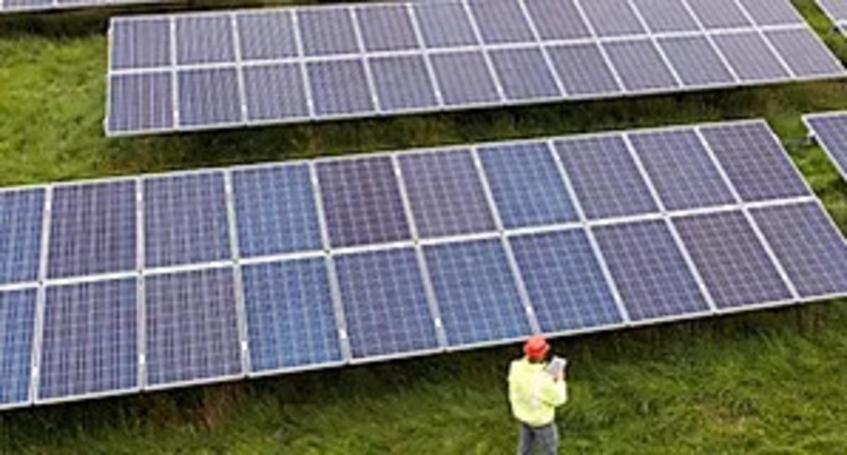 Installation photovoltaïque Etera