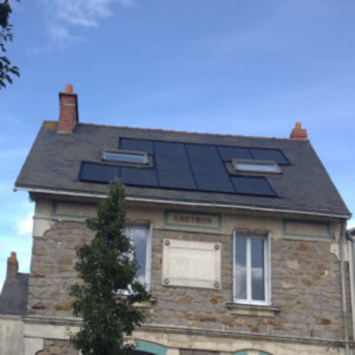 Installation photovoltaïque Photovolt