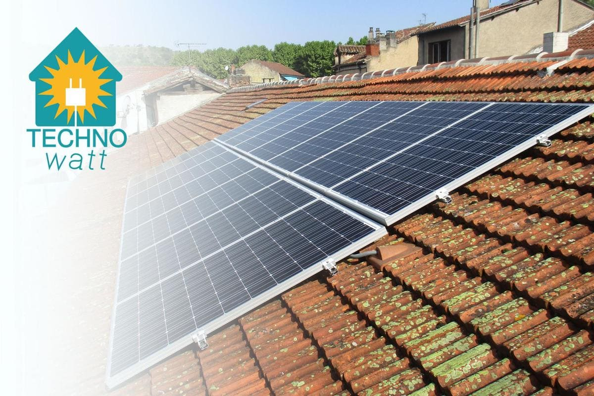 Installation photovoltaïque Technowatt