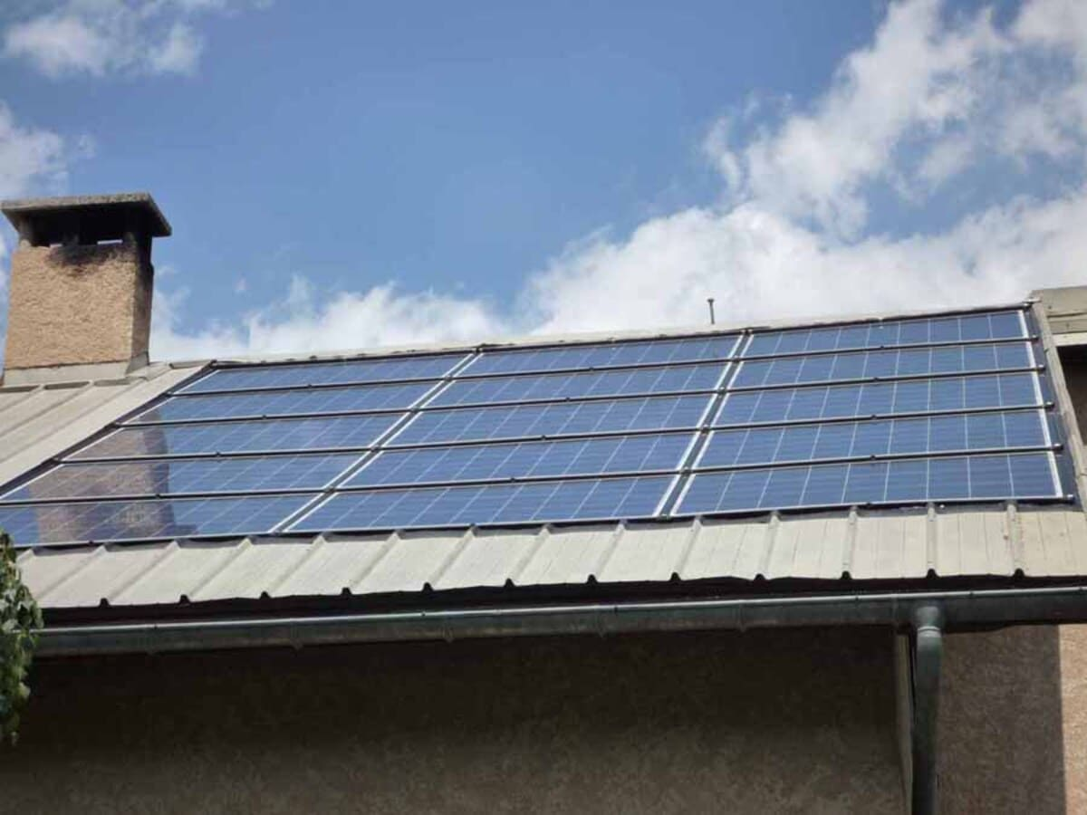 Installation solaire 9 kWc Ares Solar