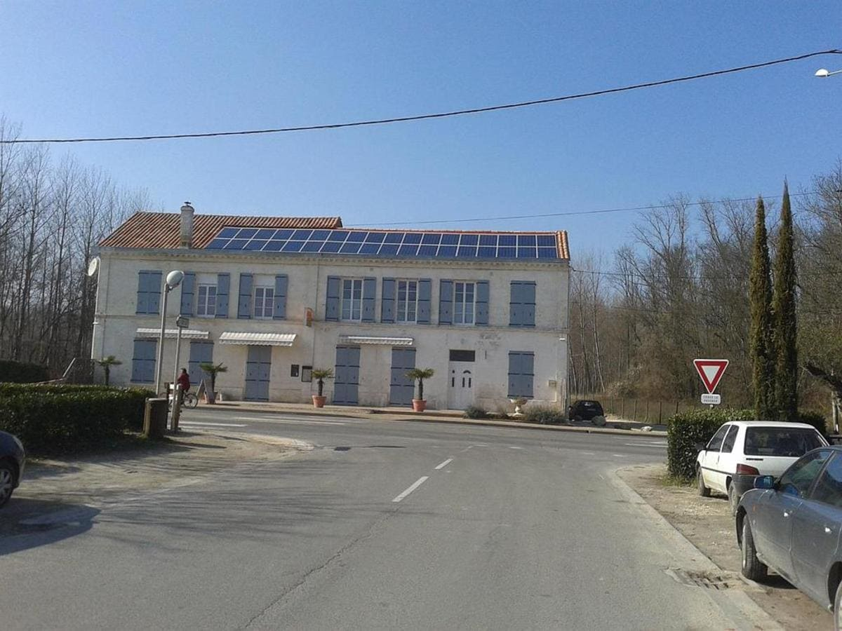 Installation solaire 9 kWc Idéal'Energie