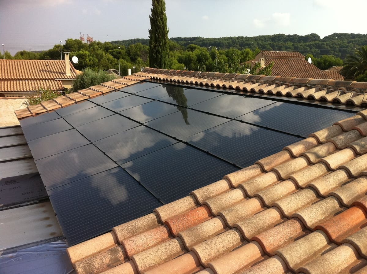 Installation solaire Activ'Environnement