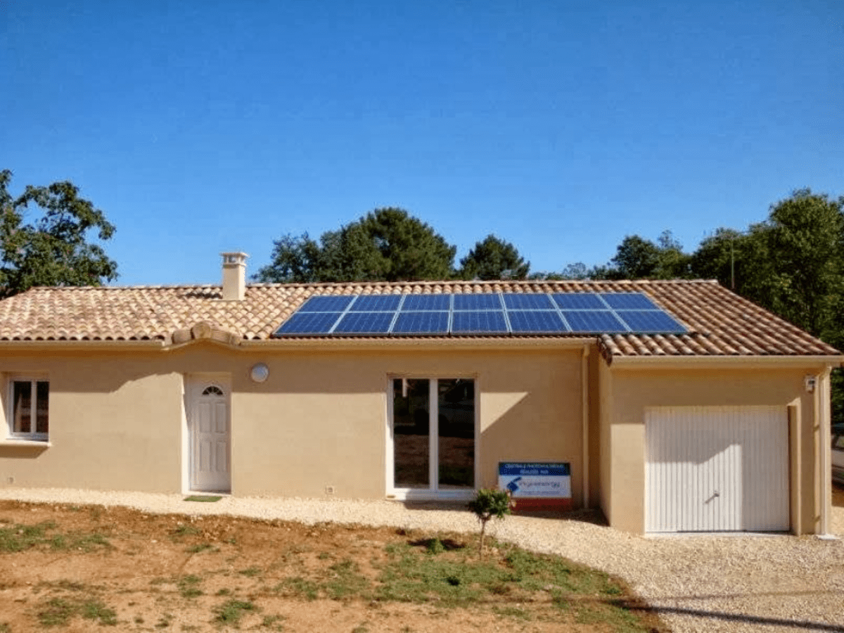 Installation solaire Agirenergy