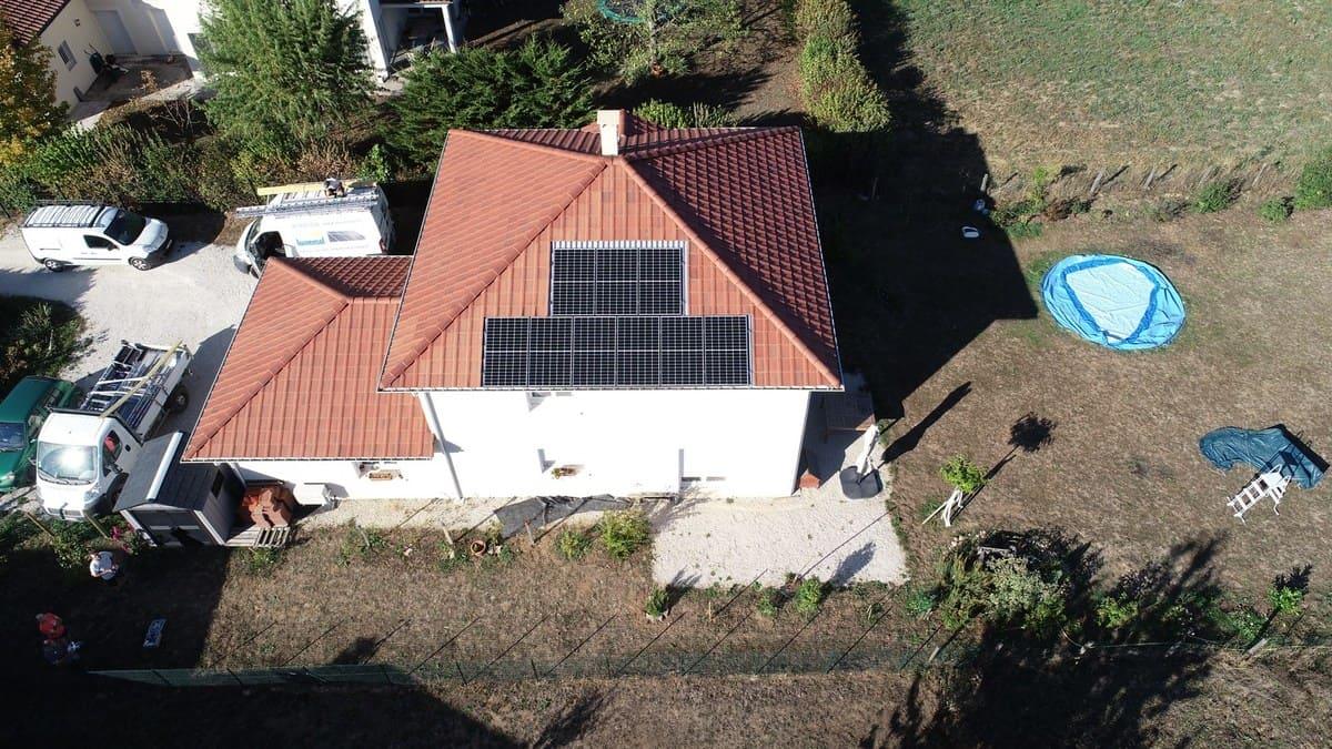 Installation solaire autoconsommation Lumensol