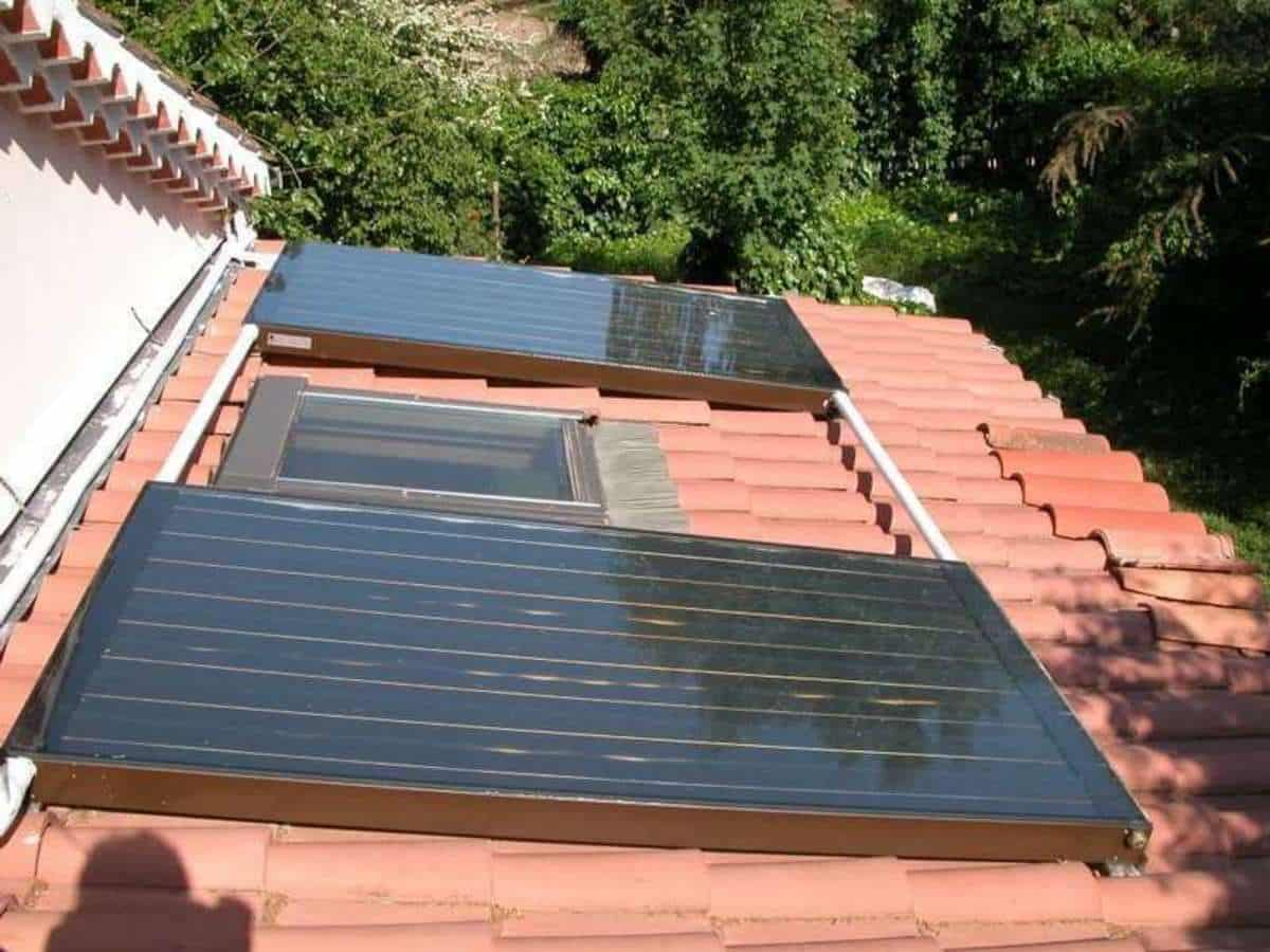 Installation solaire CREER