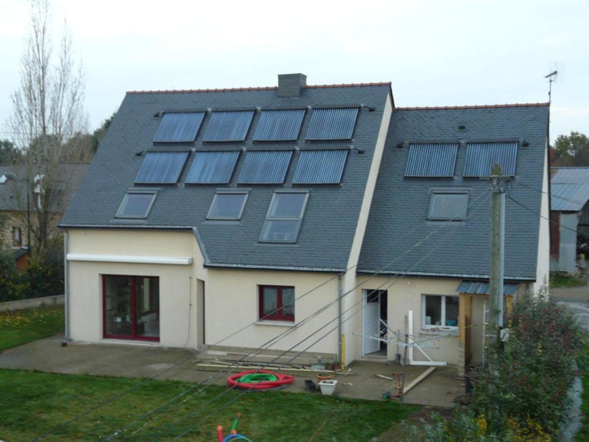 Installation solaire Dlair