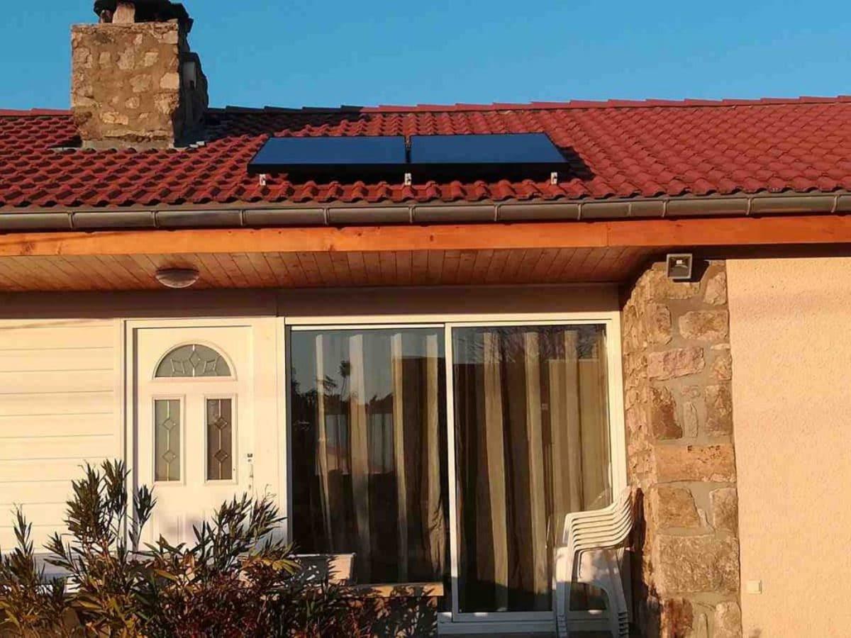 Installation solaire Électricité générale Saby
