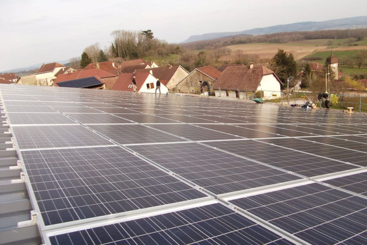 Installation solaire Jura Energie Solaire