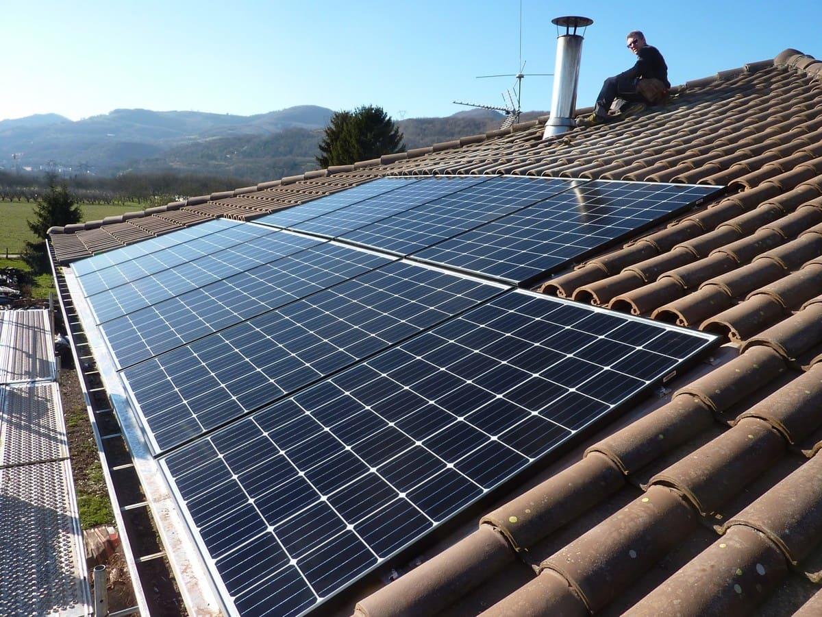 Installation solaire Lumensol