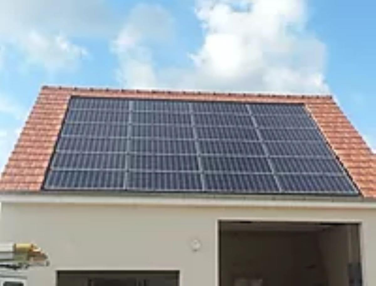 Installation solaire Triphas Eurl