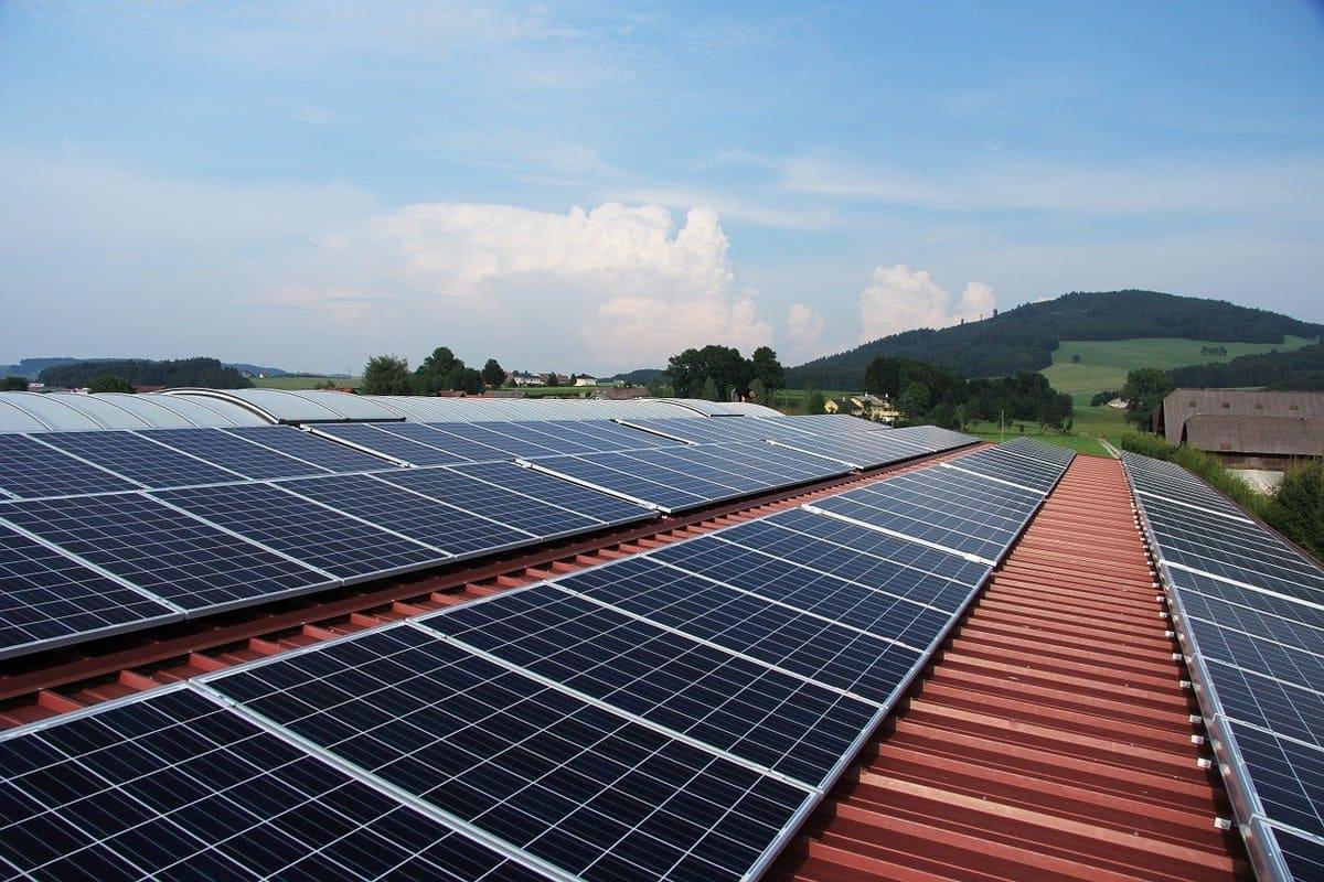 Installation solaire Zephir Energie