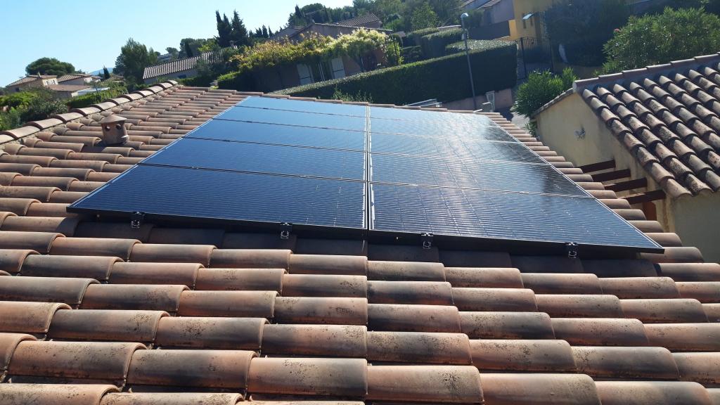 Installation Soleil Vert 1
