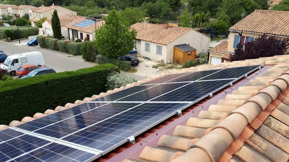 Installation Soleil Vert 2