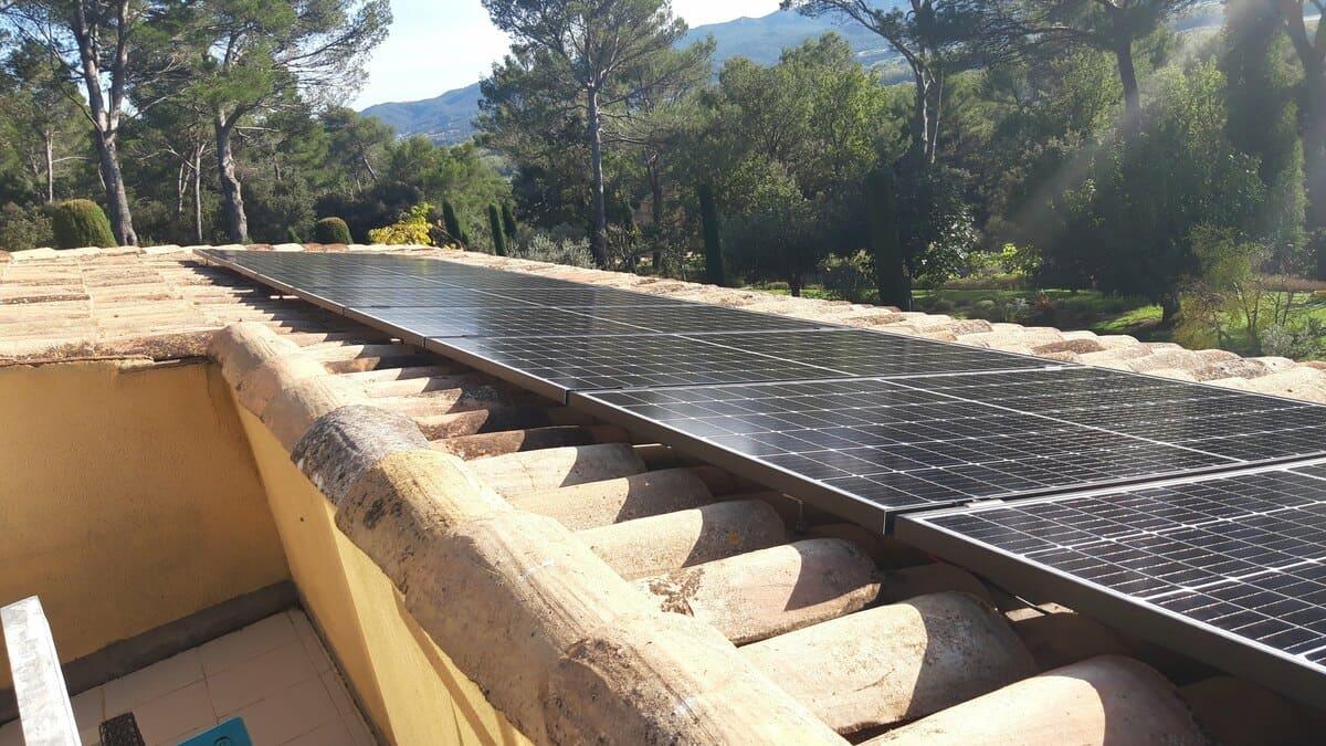 Installation Soleil Vert 4