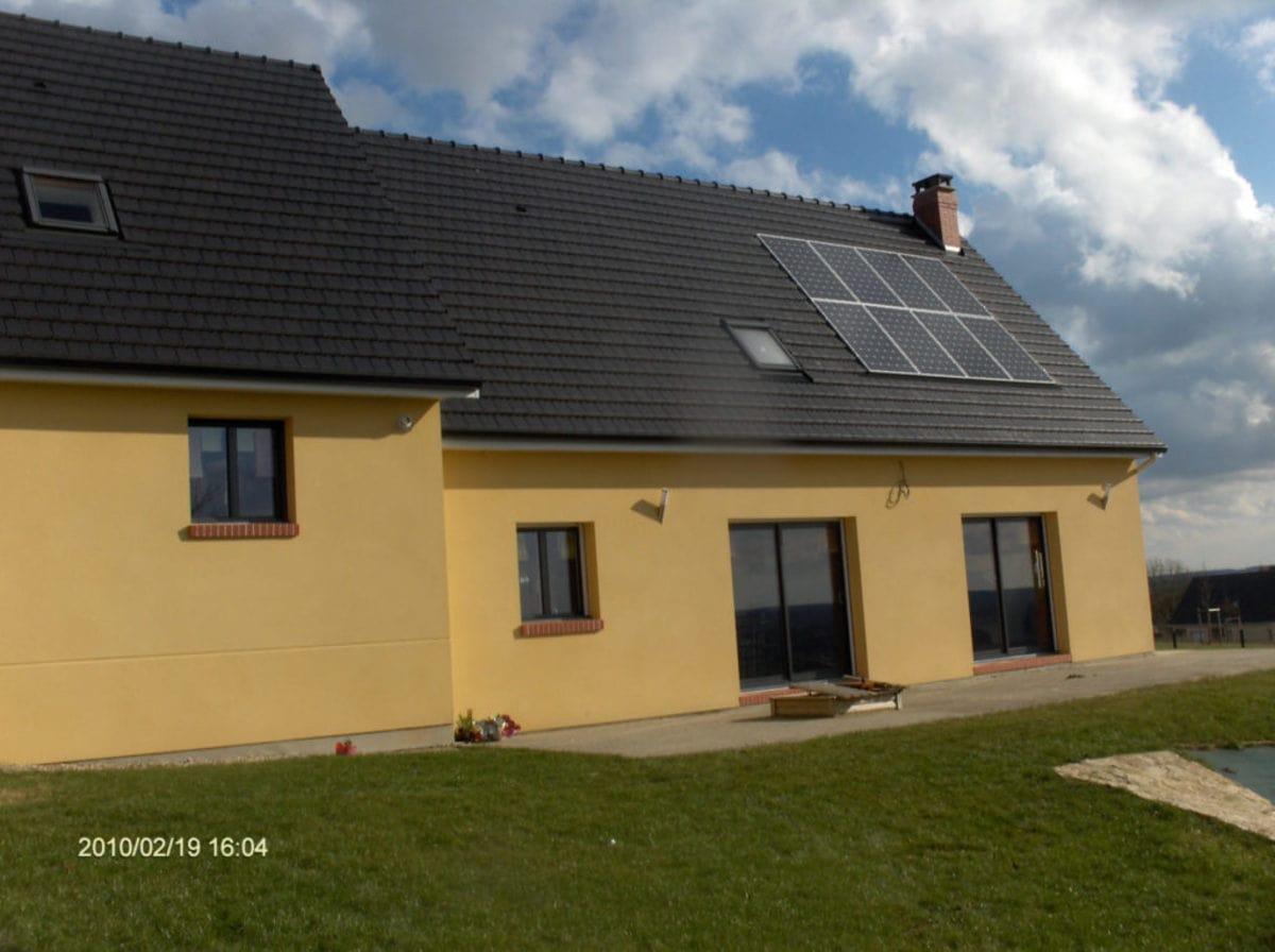 Isotoit panneaux solaires