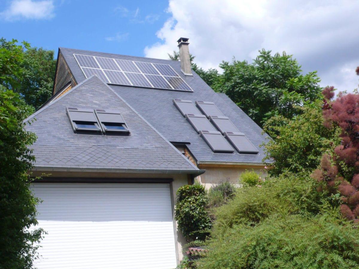 Isotoit panneaux photovoltaiques