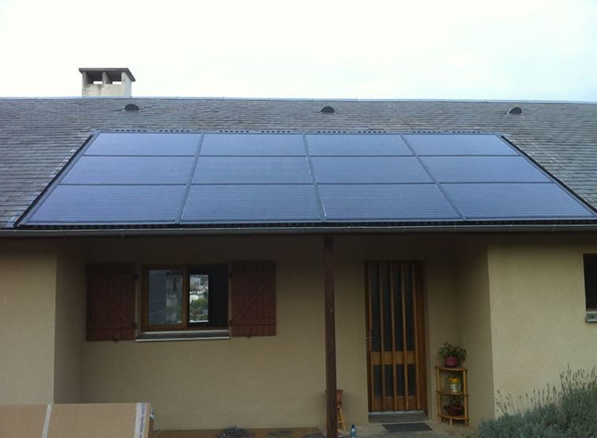 Isowatt projet solaire