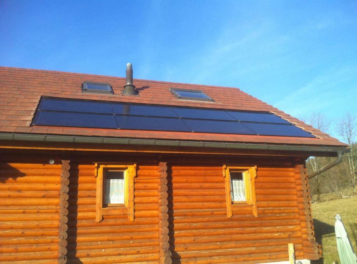 Isowatt installation solaire