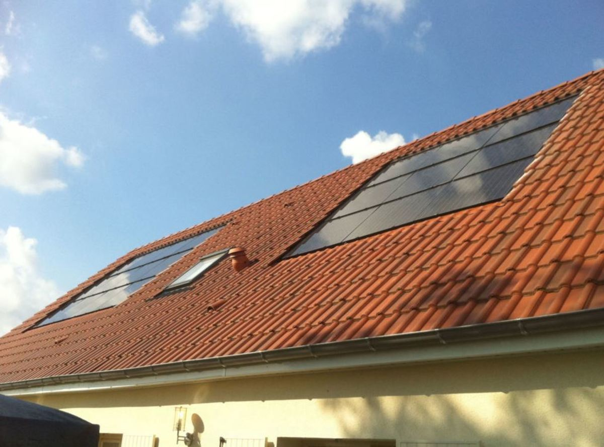 Isowatt installation photovoltaique
