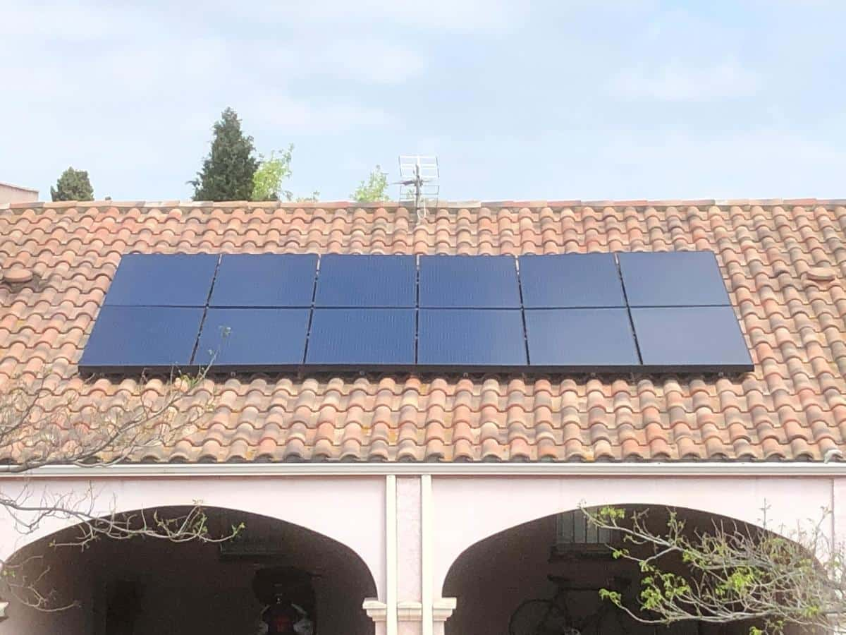 Jean et Barthes photovoltaïque