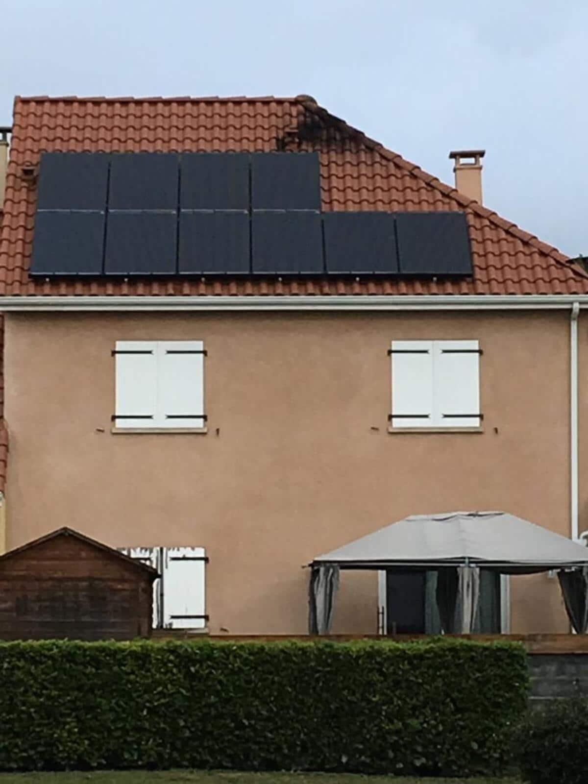 Lannes Energies 64 solaire