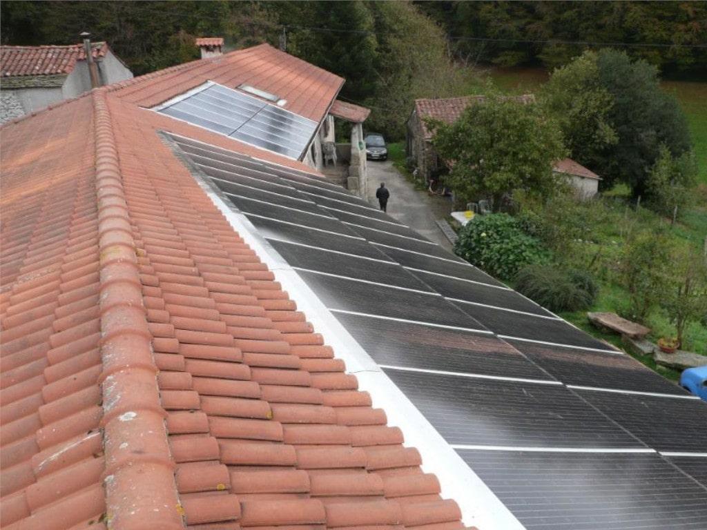 Panneaux solaires LAPEYRE ELECTRICITE