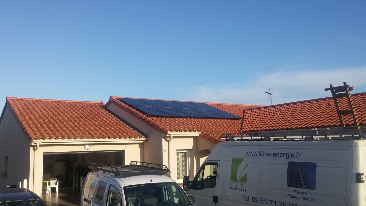 installation solaire libre energie