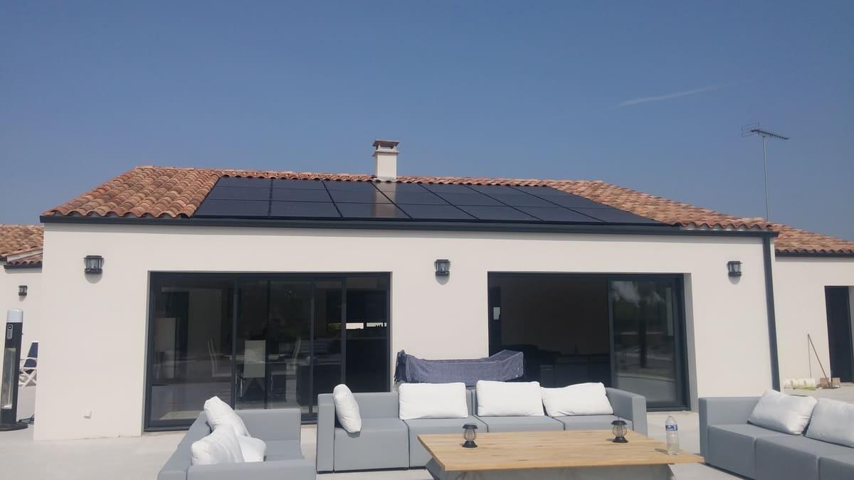 libre energie panneaux solaires