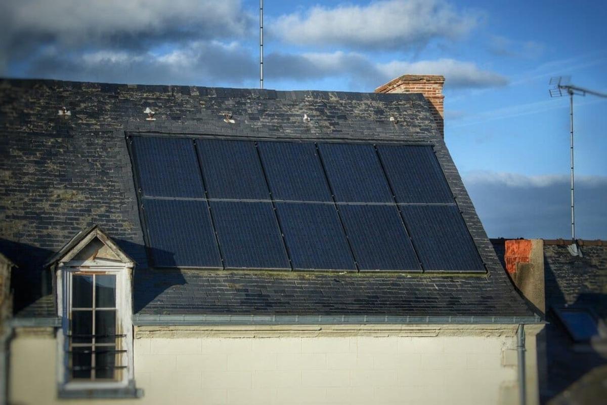 Logement panneaux solaires CFEN