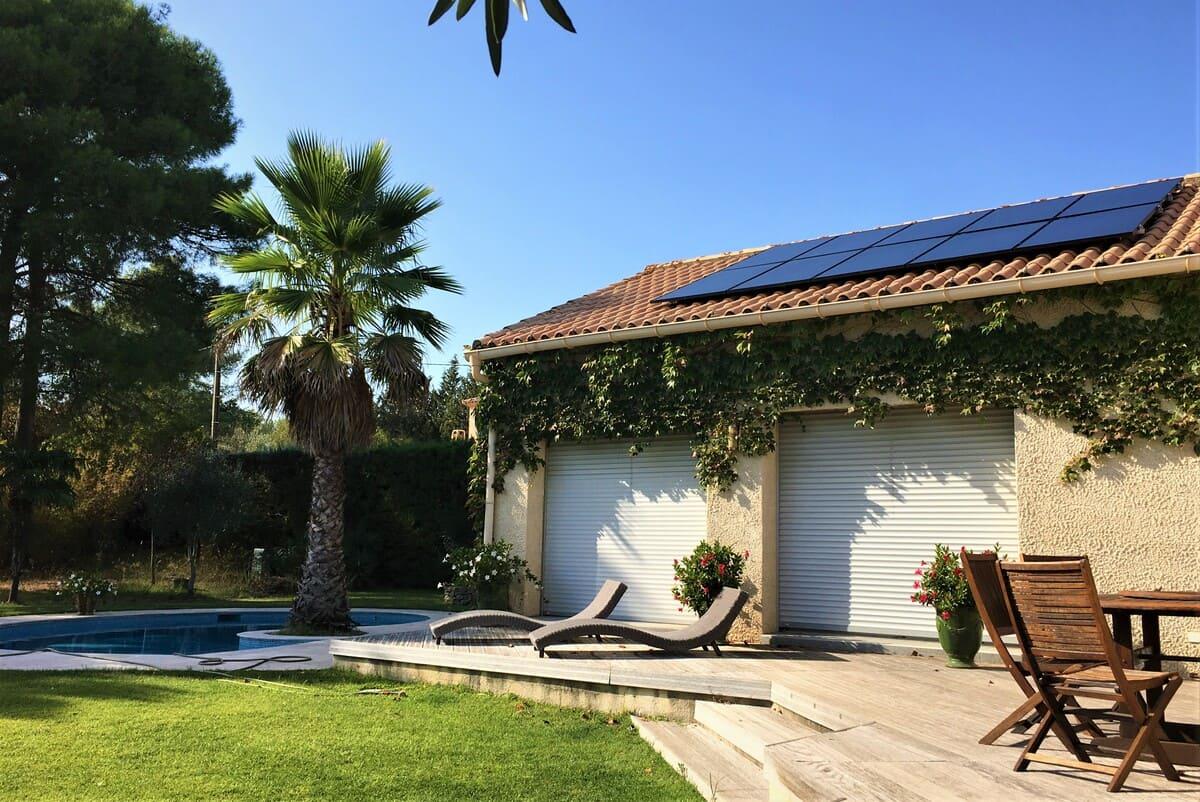 Maison photovoltaïque Optimwatt