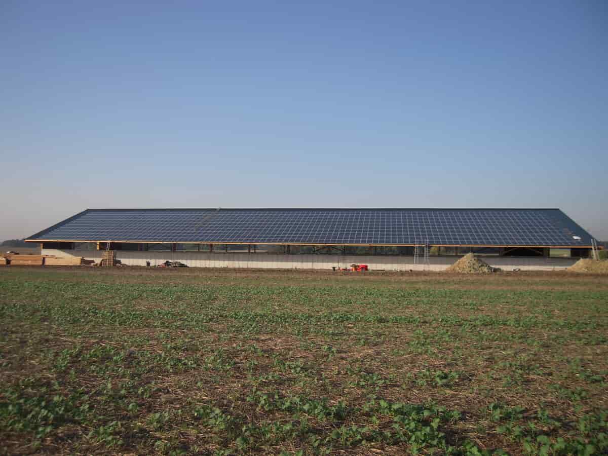 Merysol installation solaire