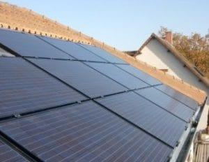 Installation Panneau solaire Michel Barget