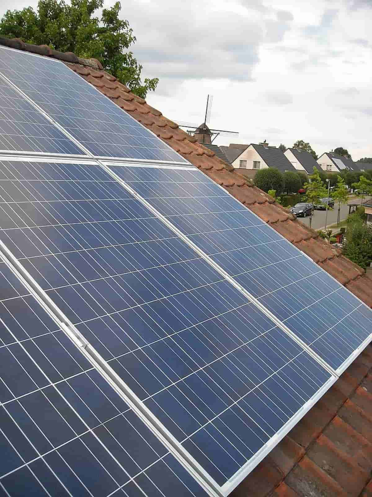 Multinergie panneaux solaires