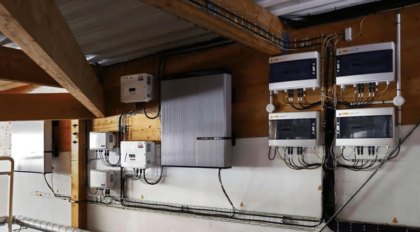 niroma solar panneaux solaires