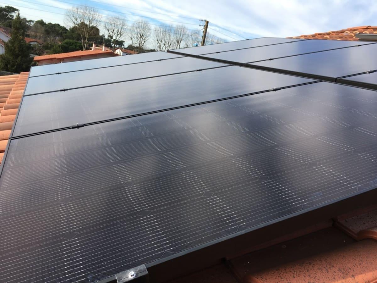 niroma solar test