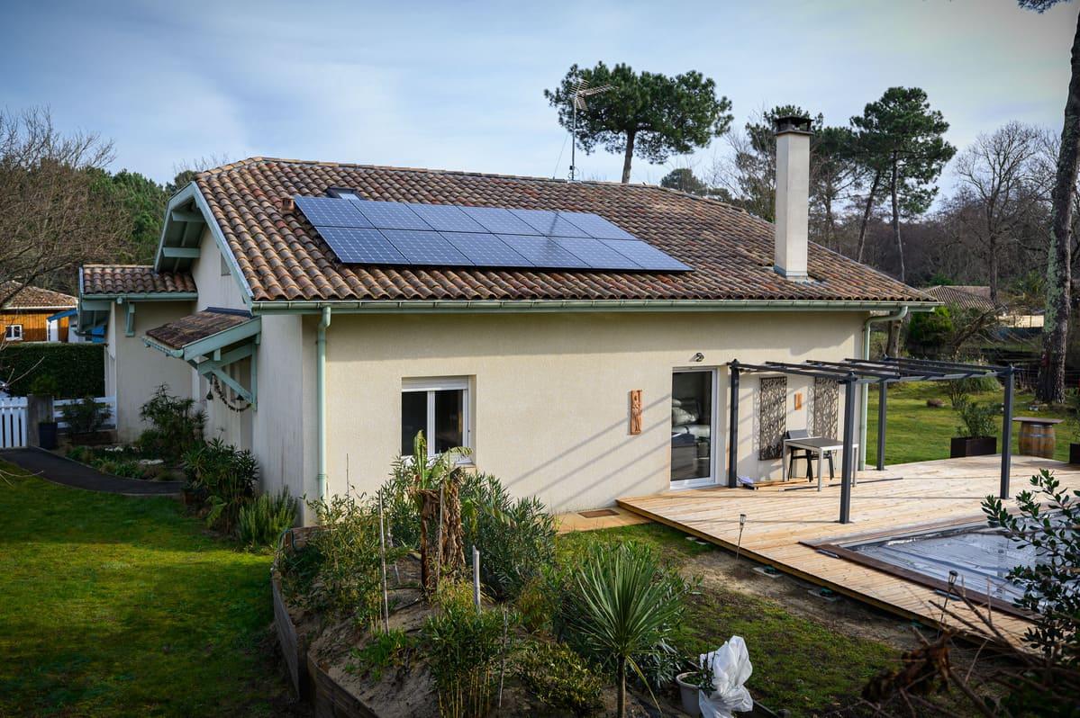 niroma solar installation
