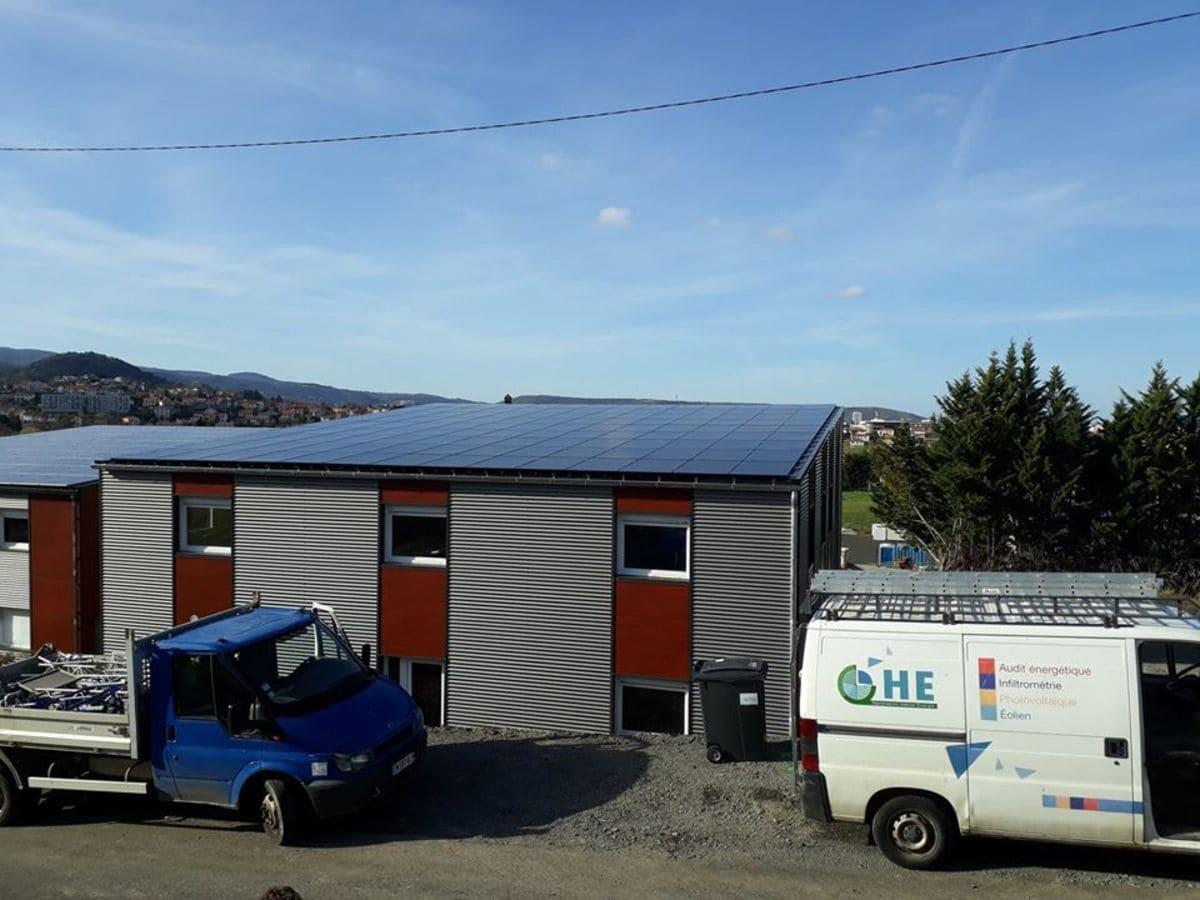 optimisation habitat energie panneaux solaires