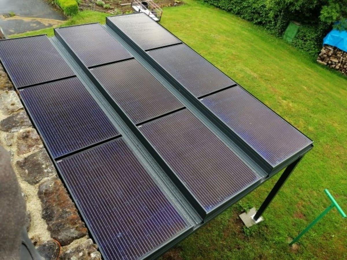 optimisation habitat enrgie panneaux photovoltaiques
