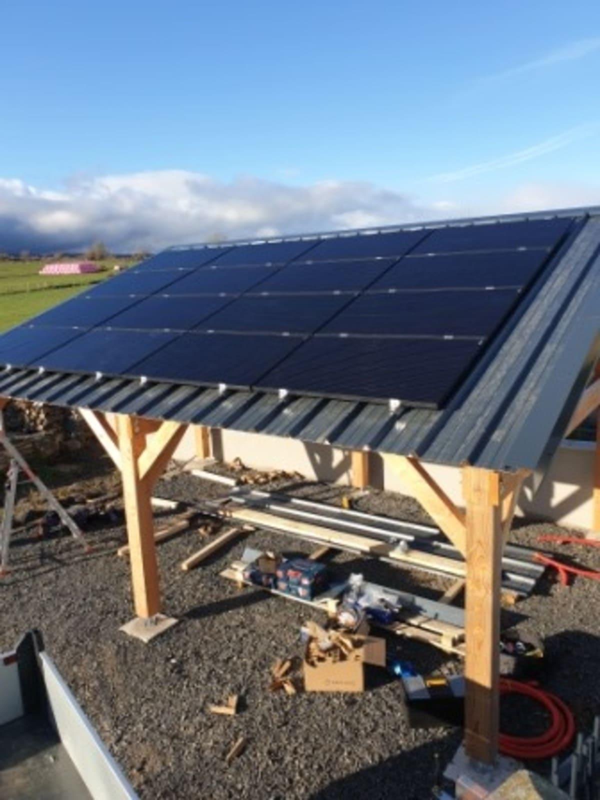 optimisation habitat energie énergie solaire