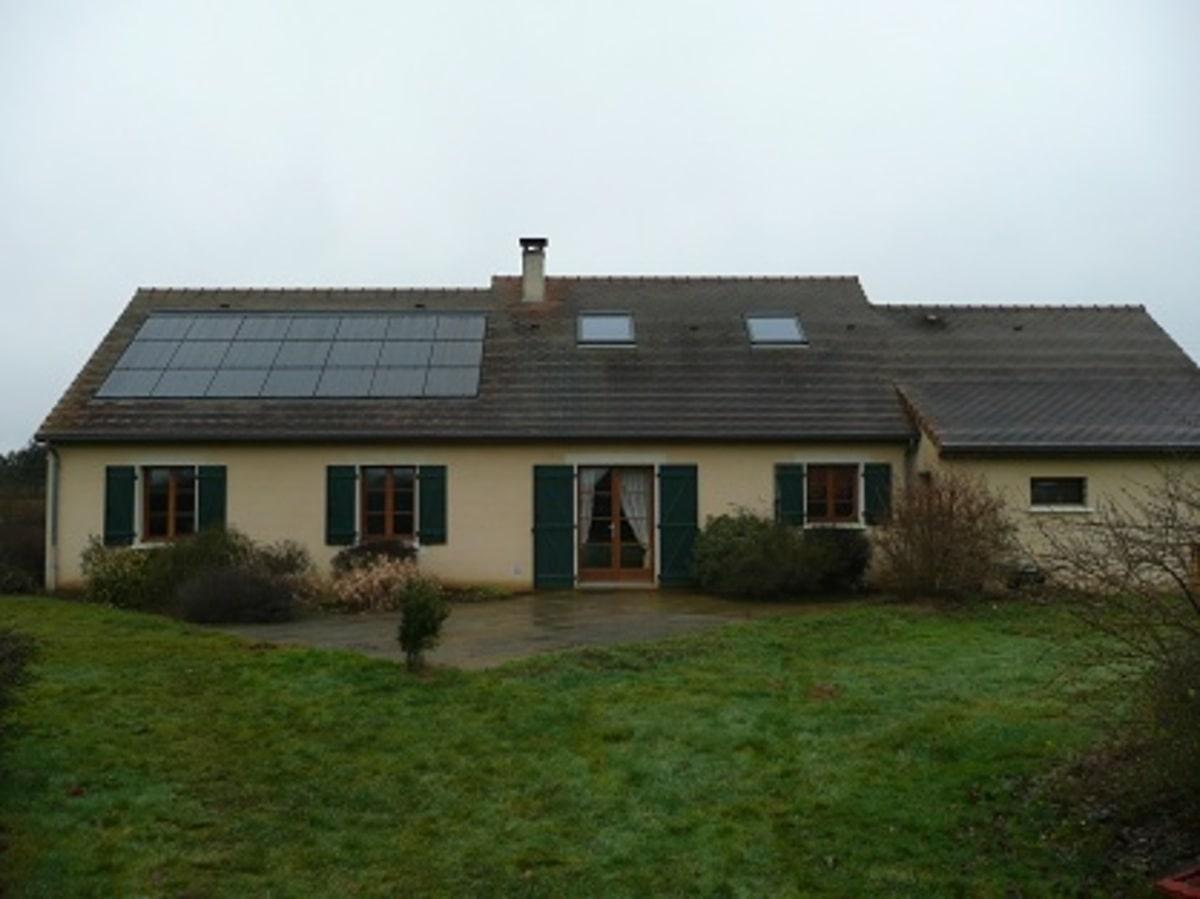 Oriente Solaire installation photovoltaique