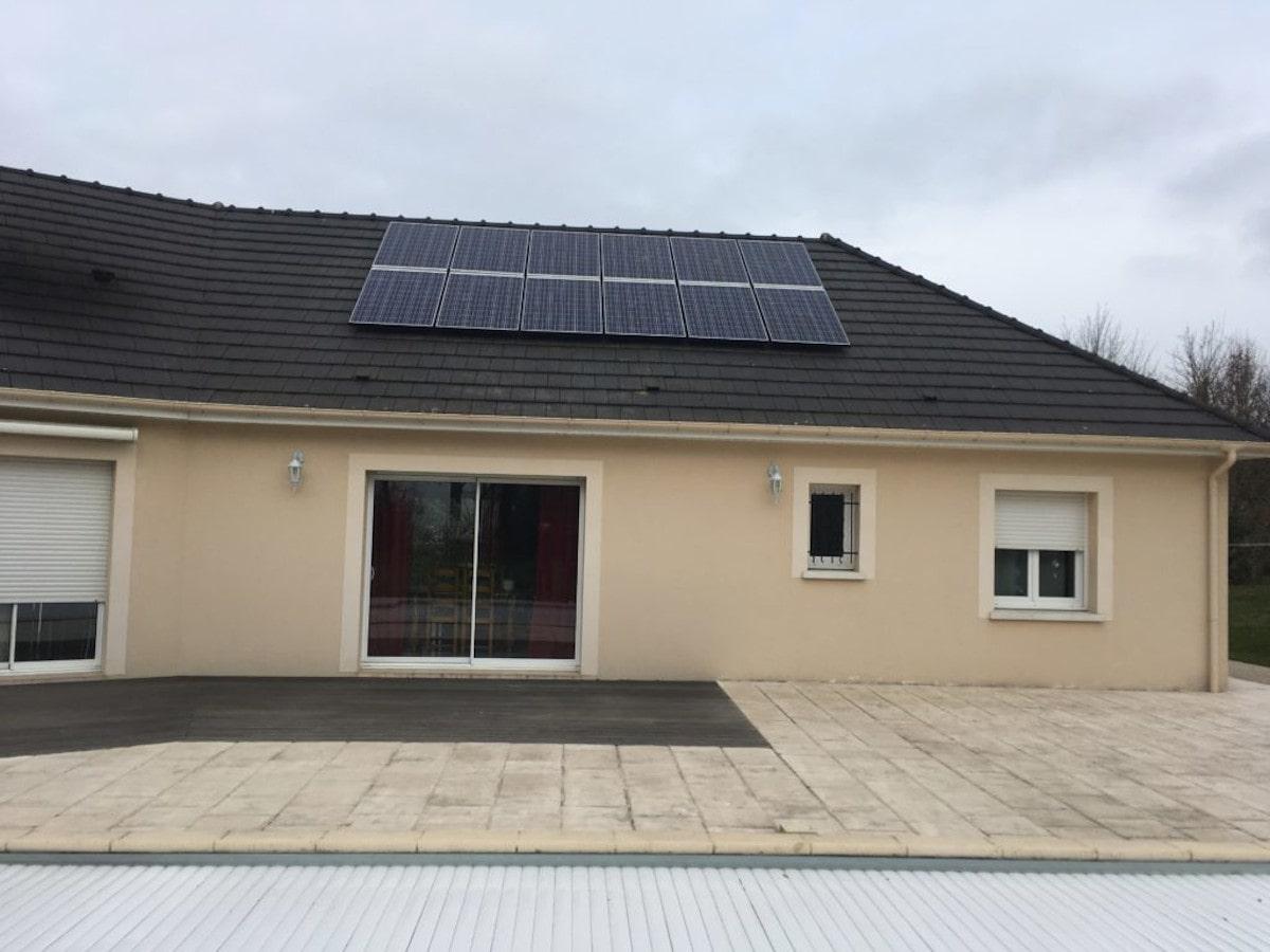 panneau solaire jcm solar
