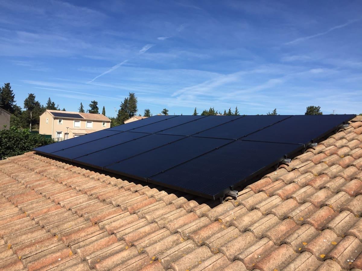 Panneau solaire Activ'Environnement