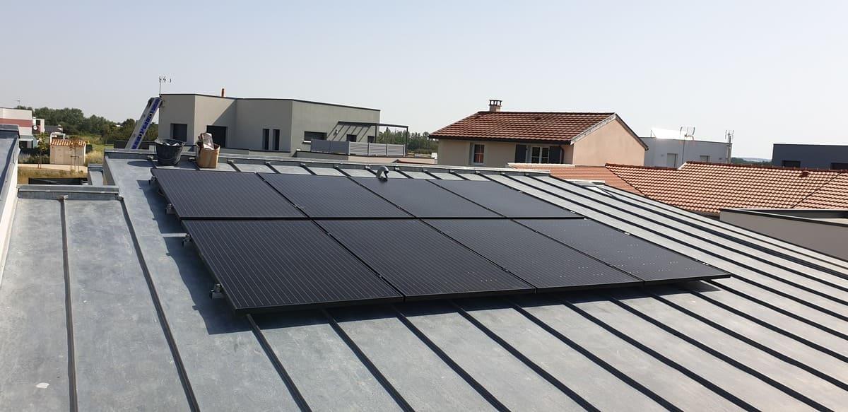 Panneau solaire  Alliance Energies 17