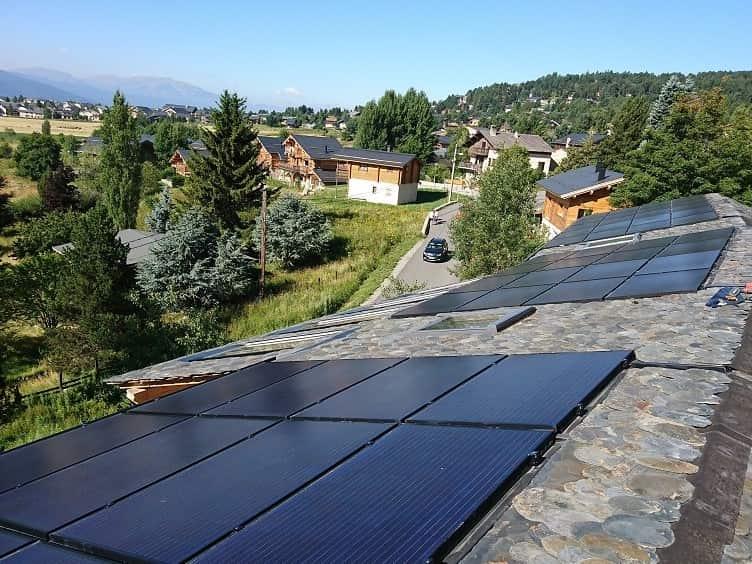 Cerdagne Energie panneaux solaires