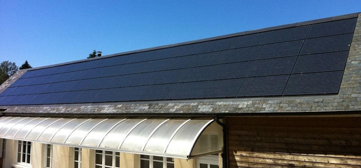 Panneau solaire Delvalle Energie