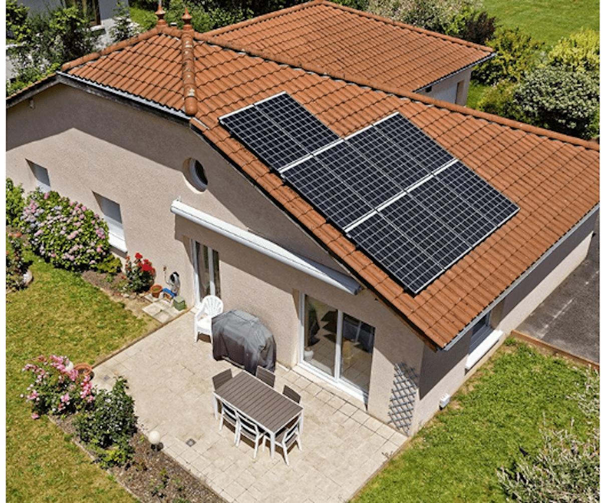 Panneaux solaire Eco System Habitat